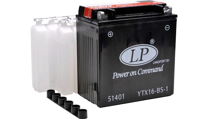Batteri 12V-14Ah, VS700 Intru. 1986 - Batteri - thansen.dk