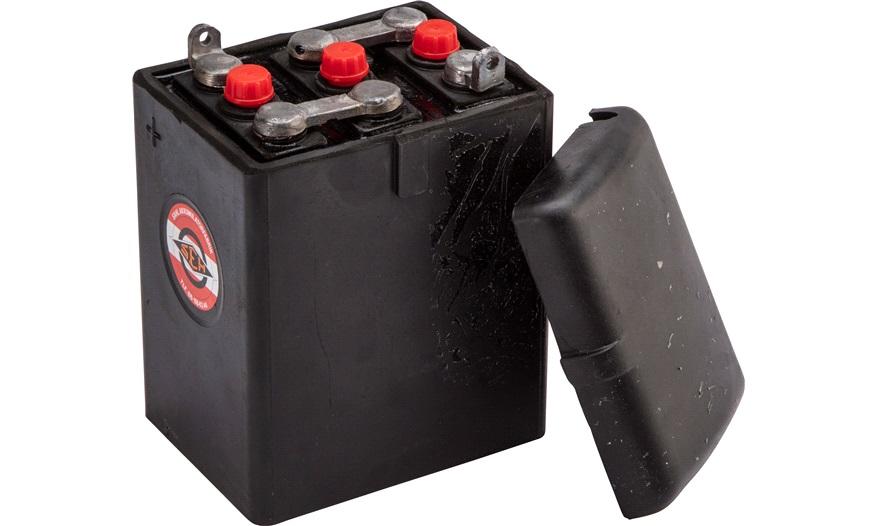 Batteri 6V-14Ah Veteran model DK - 6V batteri - thansen.dk 007de2849ec9b