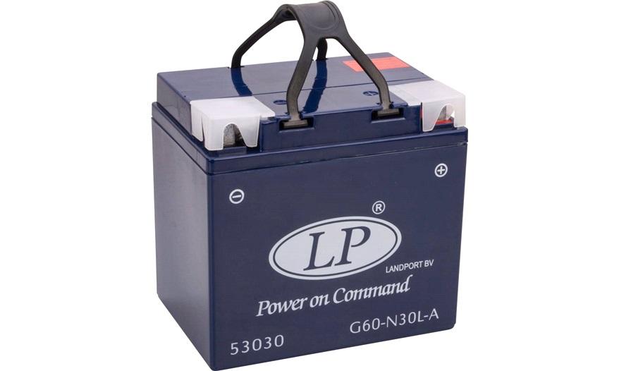 Batteri 12V-30Ah G60-N30L-A 284a257ca259f