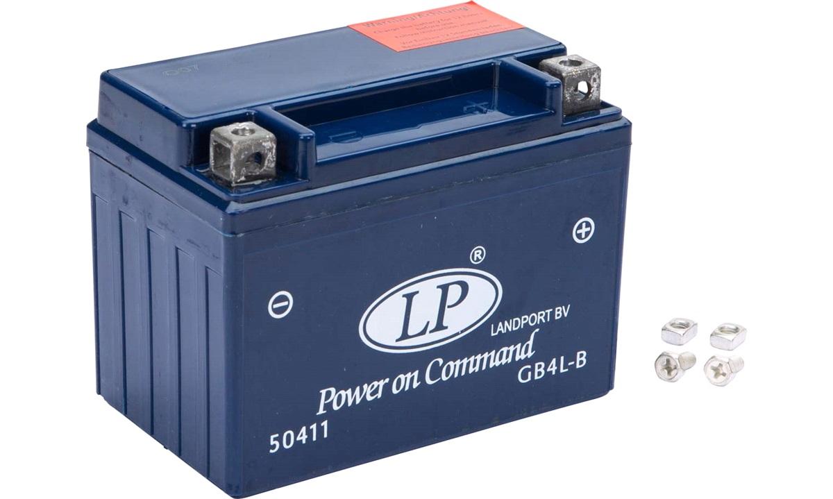 Batteri 12V-4Ah GB4L-B, Gel