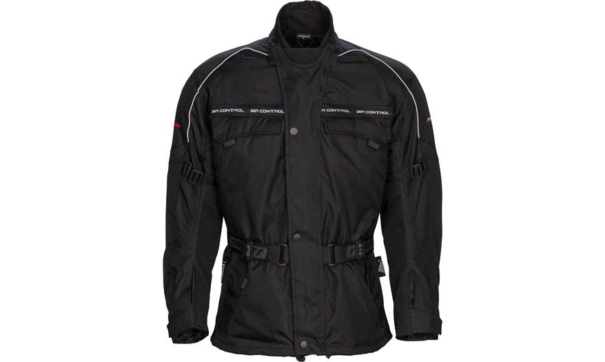 Roleff Reno jakke, sort XX large Tekstil thansen.no
