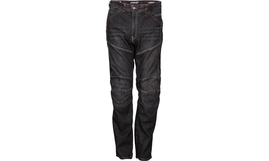 Roleff Aramid jeans, sort str. 40 Jeans med kevlar