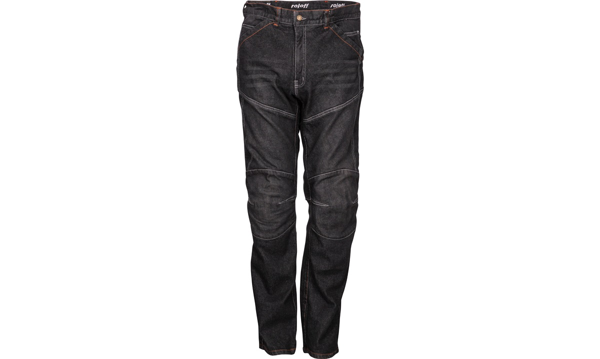 Roleff Aramid jeans sort str. 30