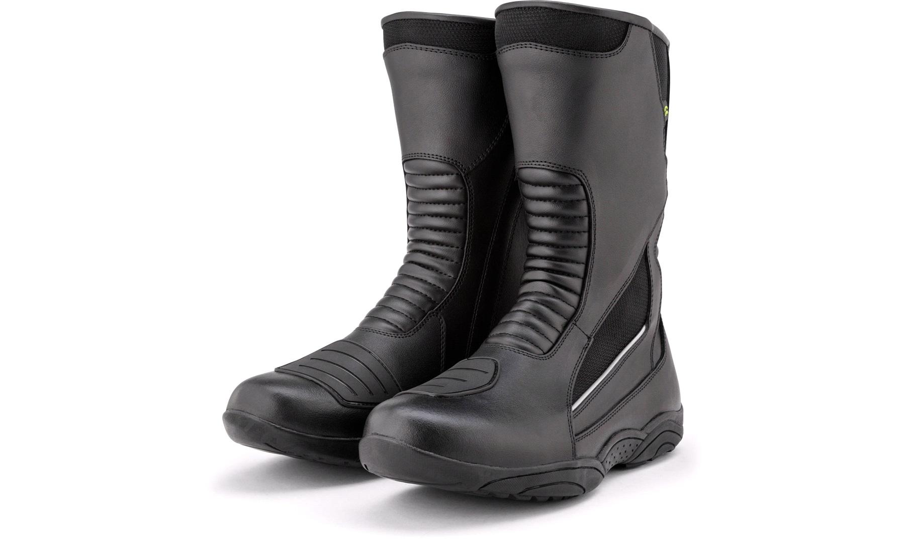 Ozone MC støvler, vanntett, str. 42 MC støvler høy
