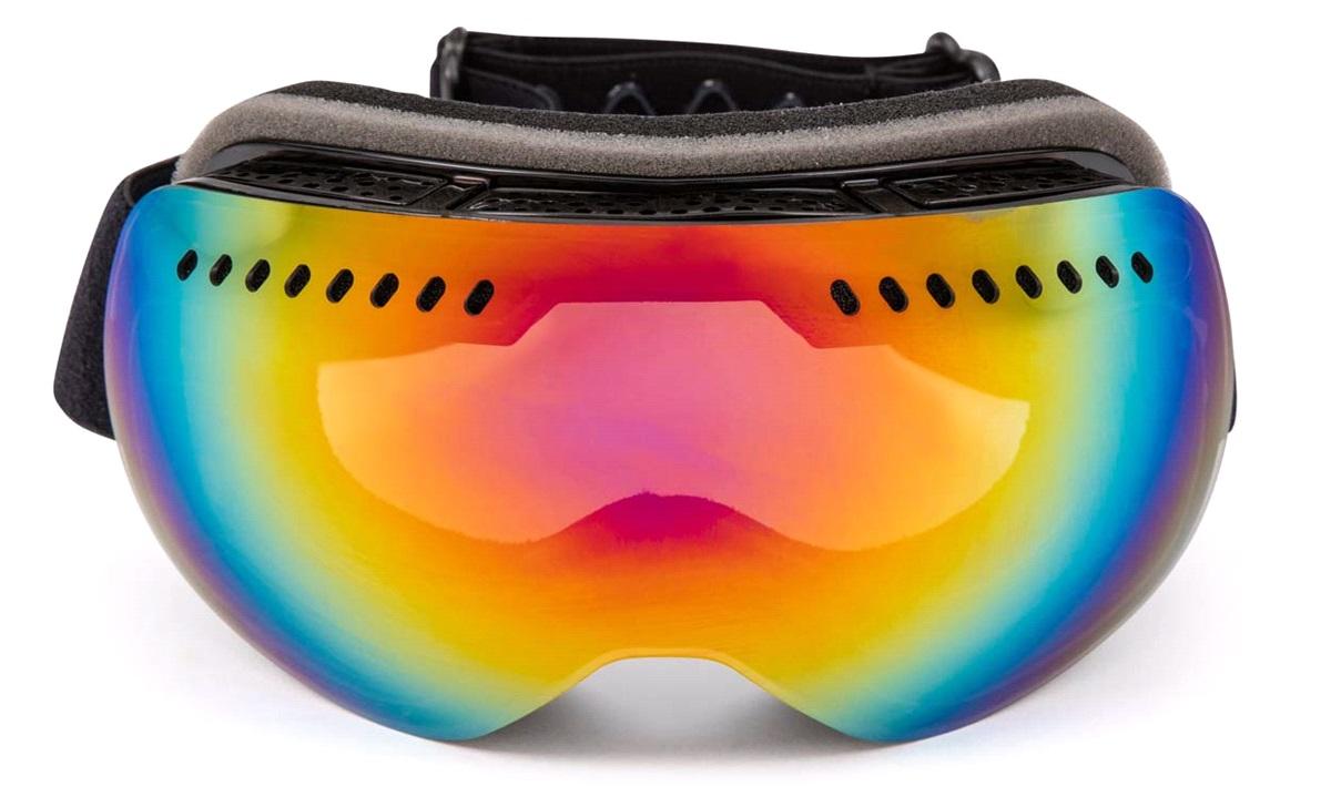 Crossbriller frameless m. spejlglas