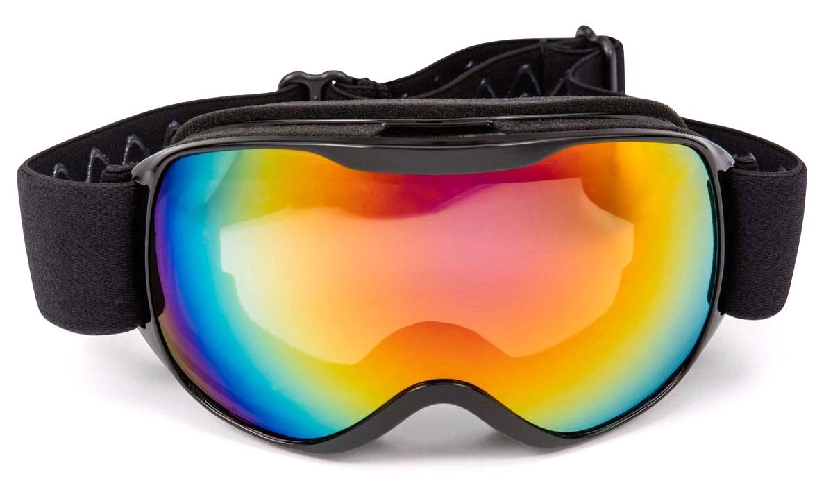 Ski/crossbriller, speilglass, barn