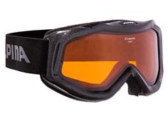 61d821a121cb ALPINA GRAP D skibriller sort