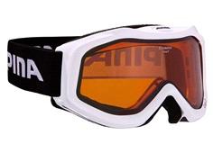 f8a811e84fed ALPINA GRAP D skibriller hvid