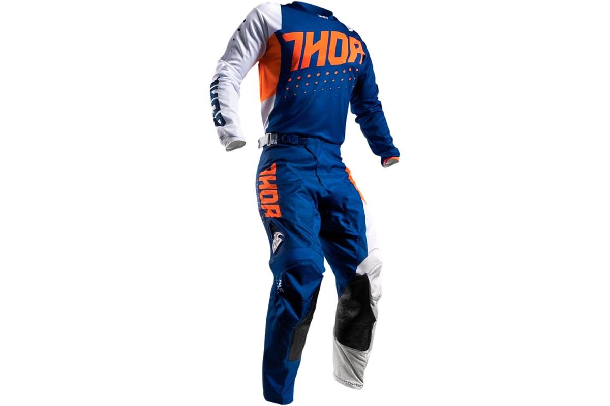 Thor PulAkt, 2017, bukser, barn str. 22 Motocross