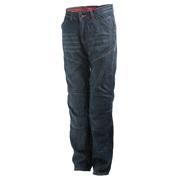 Jeans blå med kevlar ROLEFF str. 30