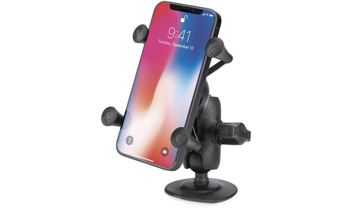 RAM Mounts X-Grip UN7 smartphone holder universal med tape