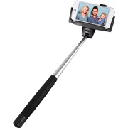 Selfie stick med remote til IOS/Android