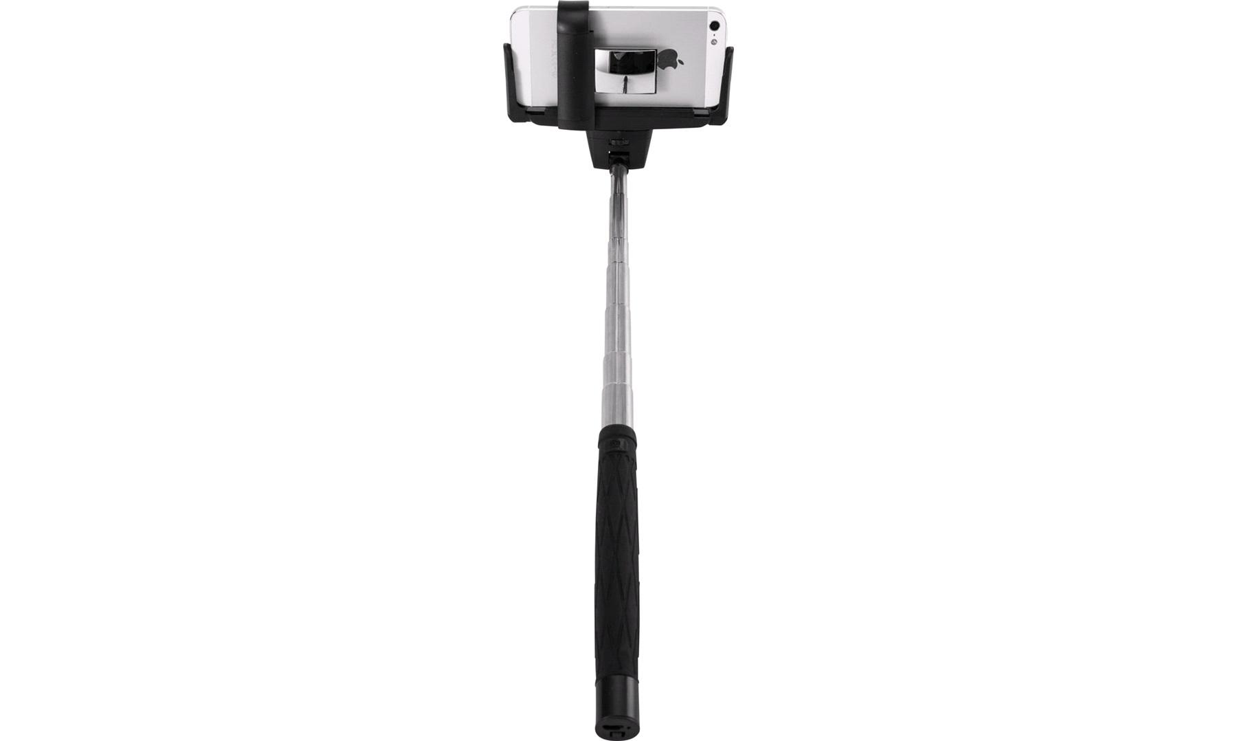 Selfiestick med remote til IOSAndroid Selfiestick med