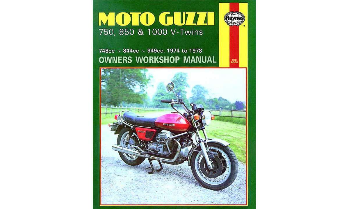 Værkstedshåndbog 750/850/1000 V-Tw 74-78