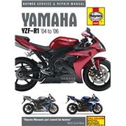 Værkstedshåndbog, Yamaha R1 04-06