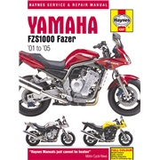 Værkstedshåndbog, FZS1000 Fazer 01-05