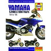 Værkstedshåndbog, FJ1100/1200 84-96