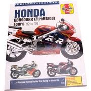 Verkstedhåndbok, Honda CBR900RR 92-99
