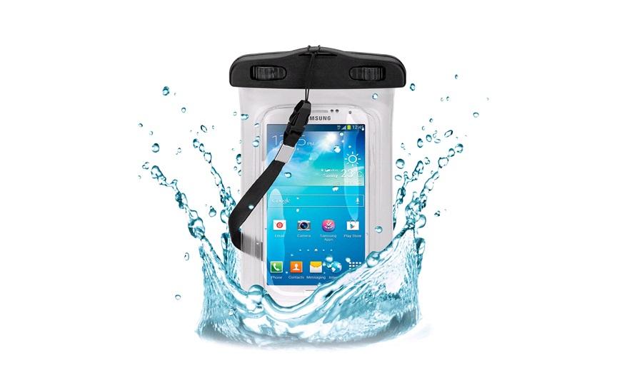vandtæt pose til mobil