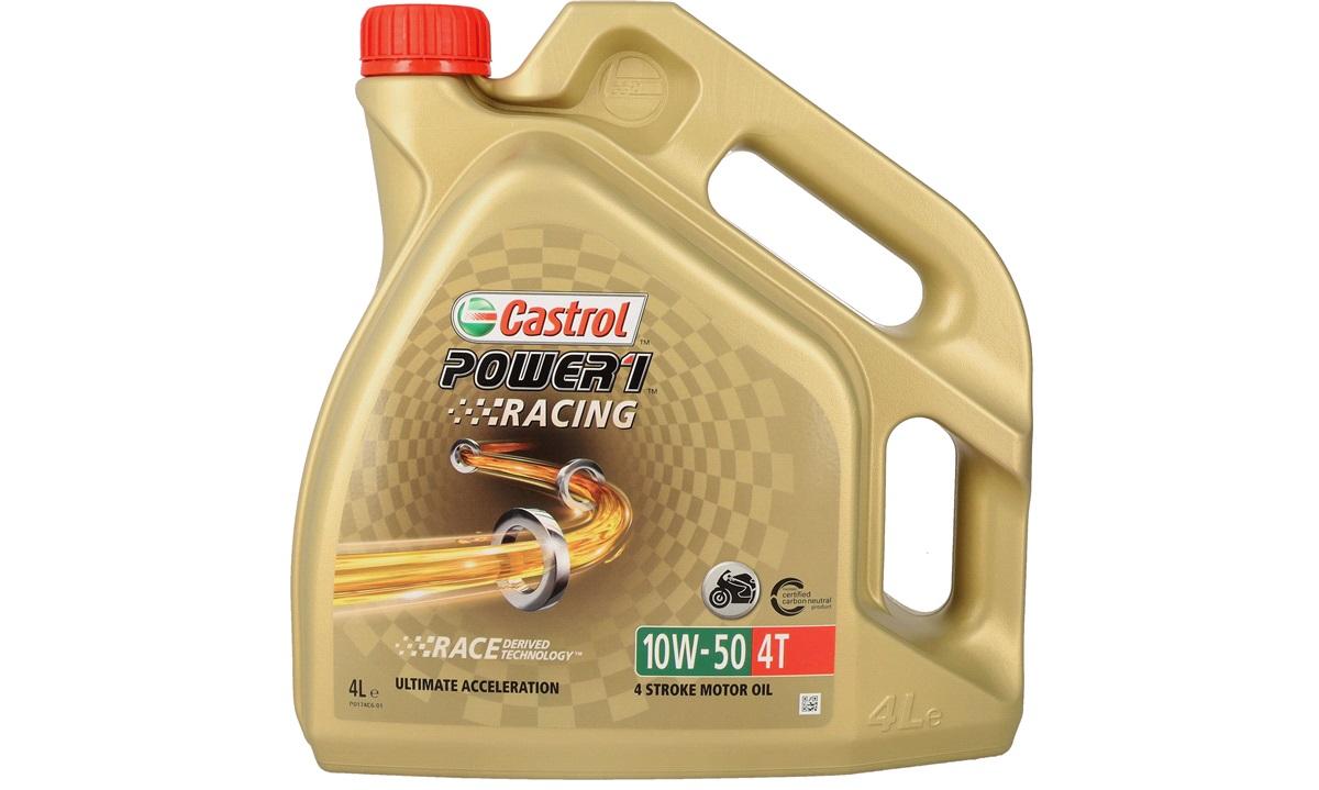 Castrol Power1 Racing 10w50 4-takt 4L
