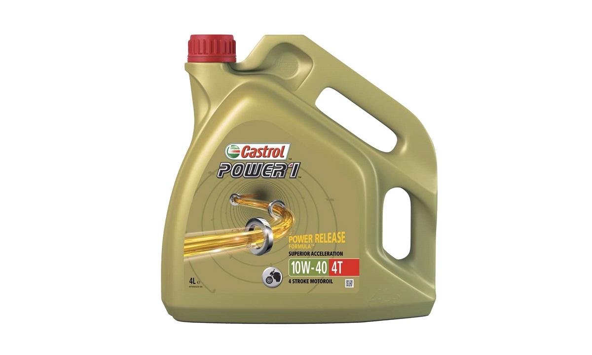 Castrol Power1 10w40 4-takt 4 liter