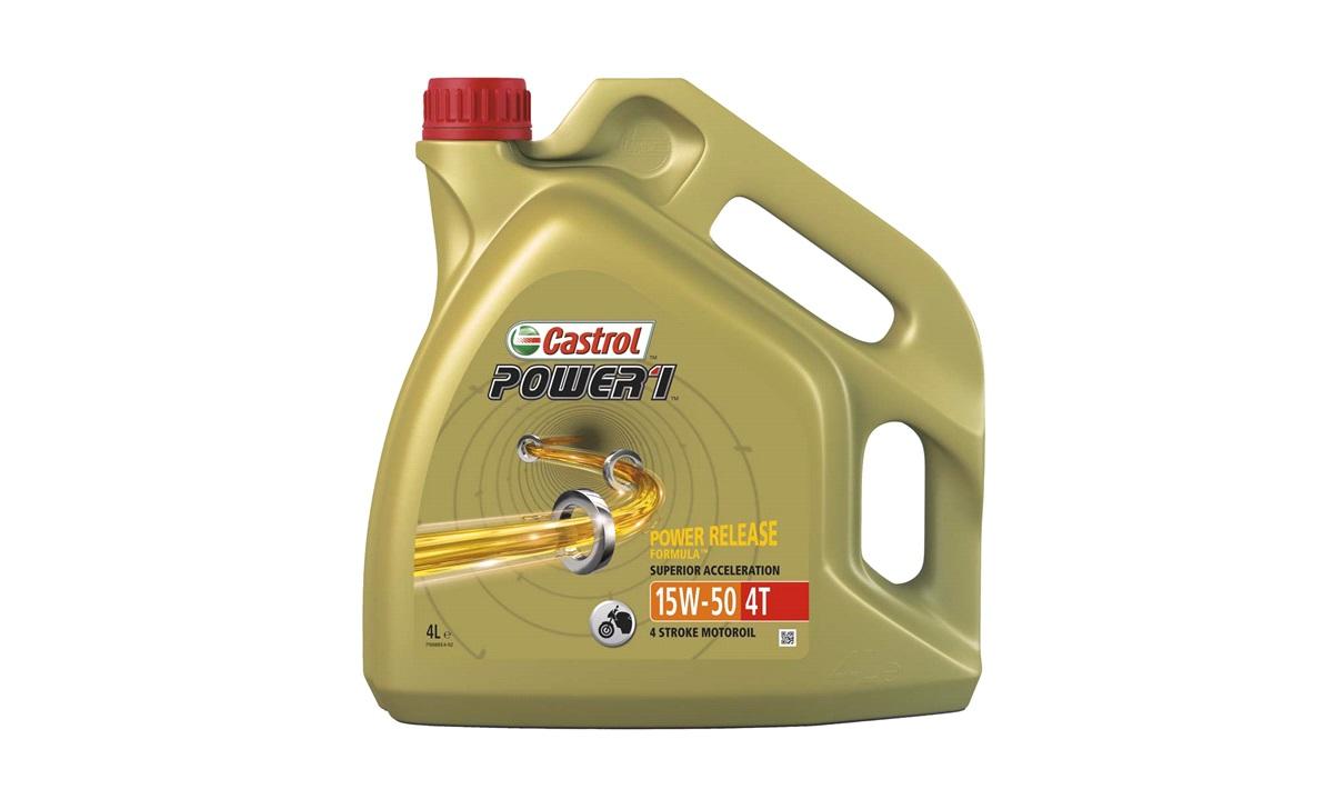 Castrol Power1 15w50 4-takt 4L