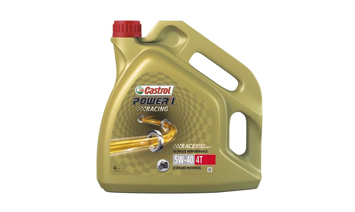Castrol Power1 Racing 5w40 4-takt 4L
