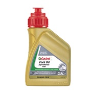 Castrol Racing forgaffelolie SAE10 500ml