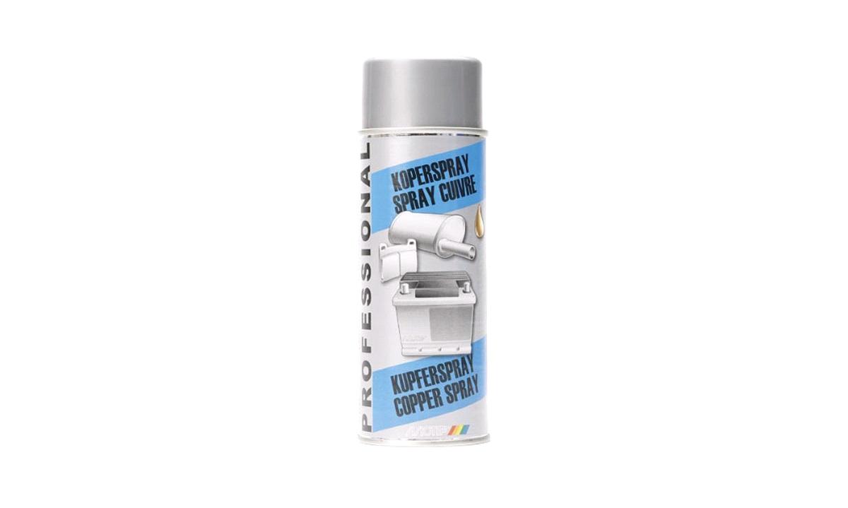 Kobberfedt på spray, 400 ml.
