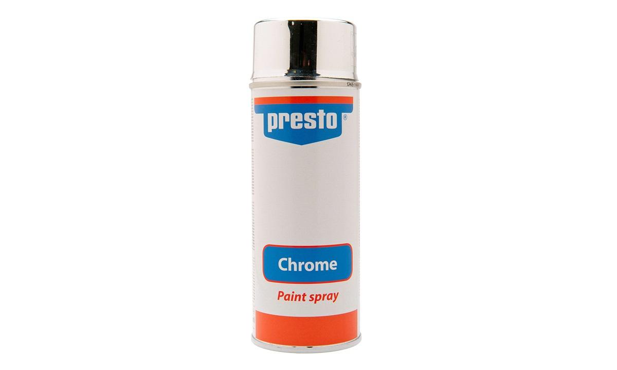 Spraymaling, krom, acryl