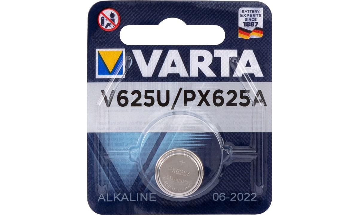 LR9,V625U,EXP625 1,5V 190mAh 15,6*5,95mm