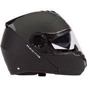 Flip-up hjelm m/bluetooth Nex Racing XL