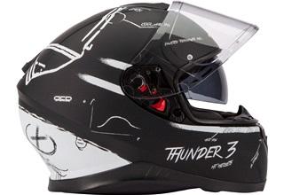 MT Thunder3 SV Board m/solbrille