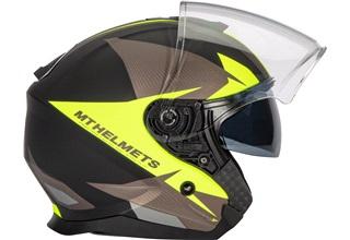 MT Thunder3 SV Jet m/solbrille