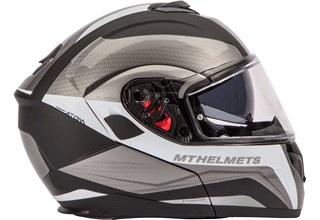 Flip-up-hjelm