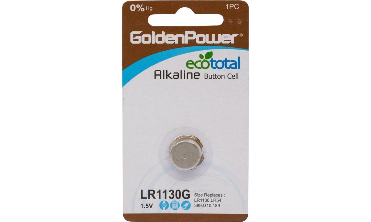LR54,V10GA,189 1,5V 44mAh 11,6*3,05mm