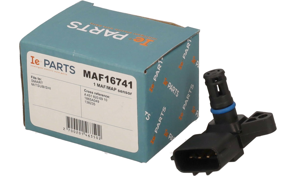 Sensor, MAF - MAF16741 - (Ie+ PARTS)