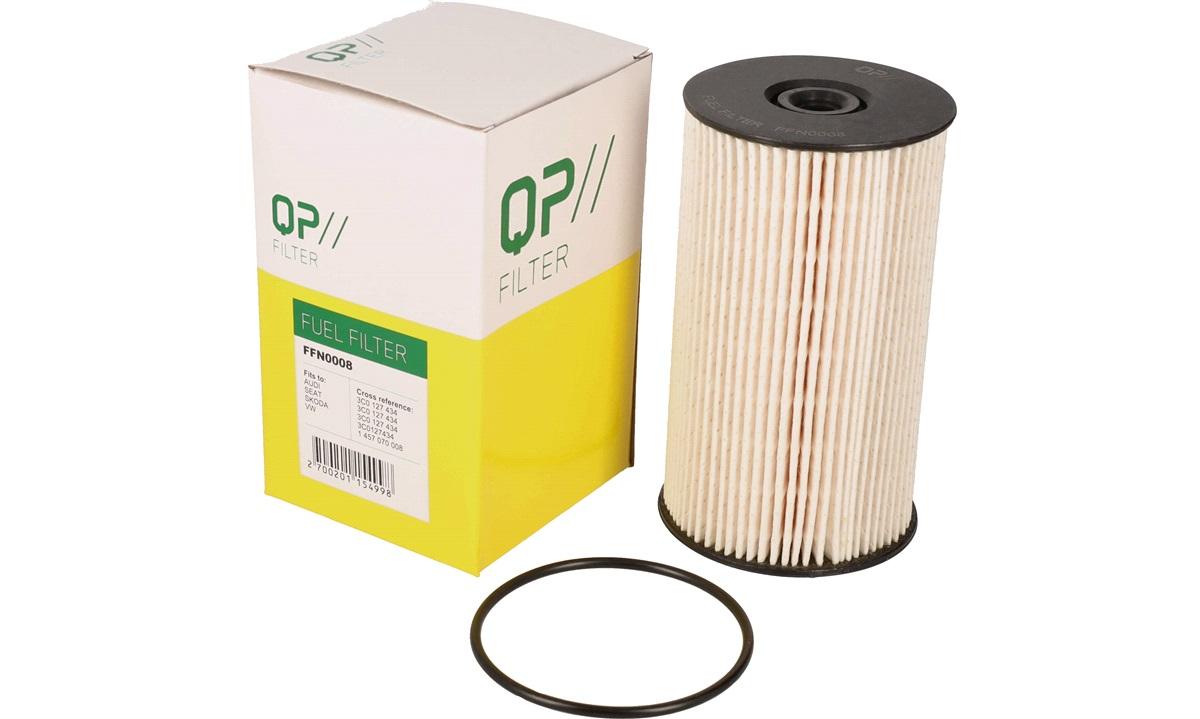 Brændstoffilter - FFN0008 - (QP Filter)