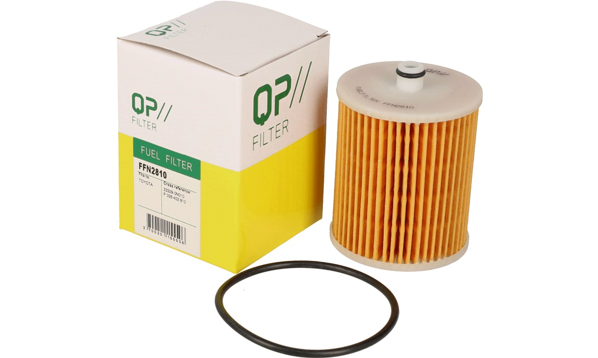 Brændstoffilter - FFN2810 - (QP Filter)