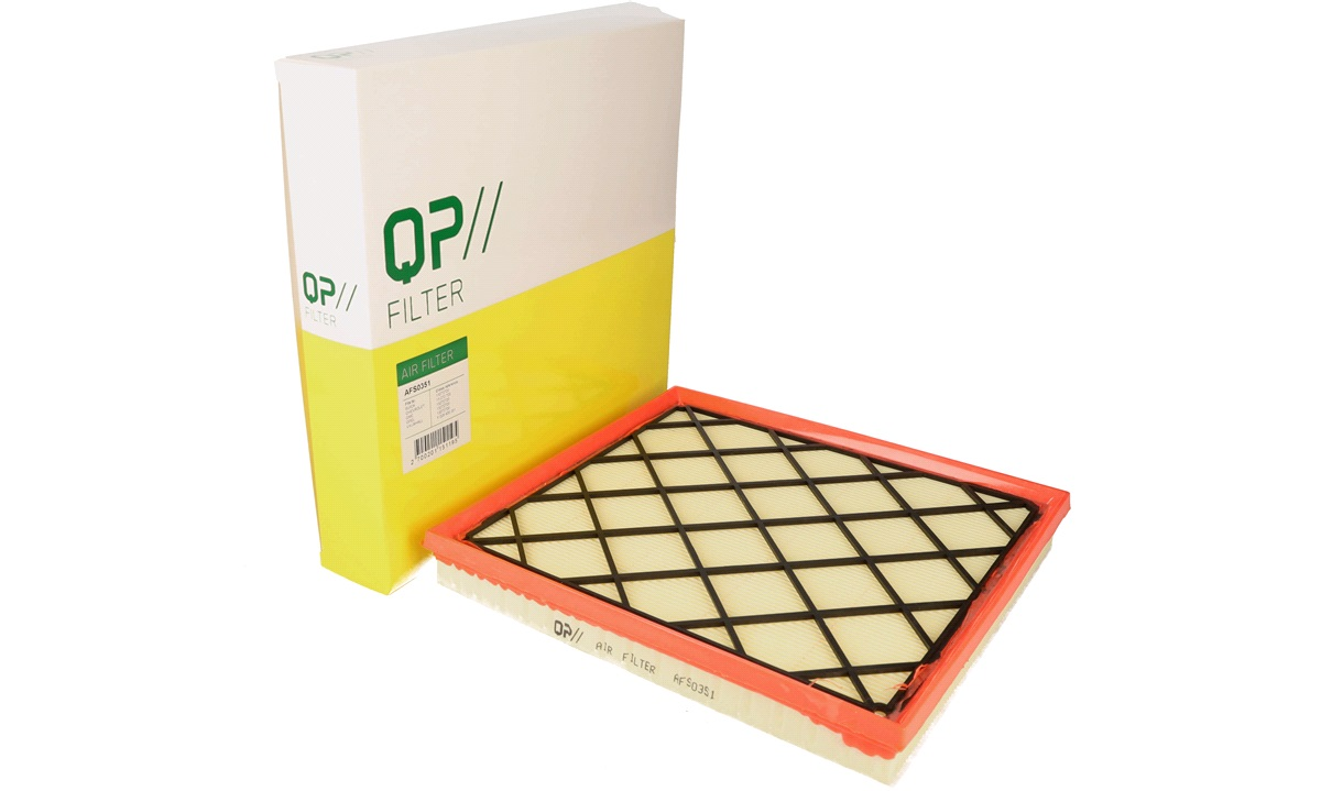 Luftfilter - AFS0351 - (QP Filter)