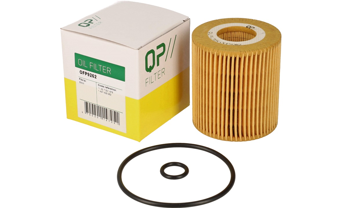 Oliefilter - OFP9262 - (QP Filter)