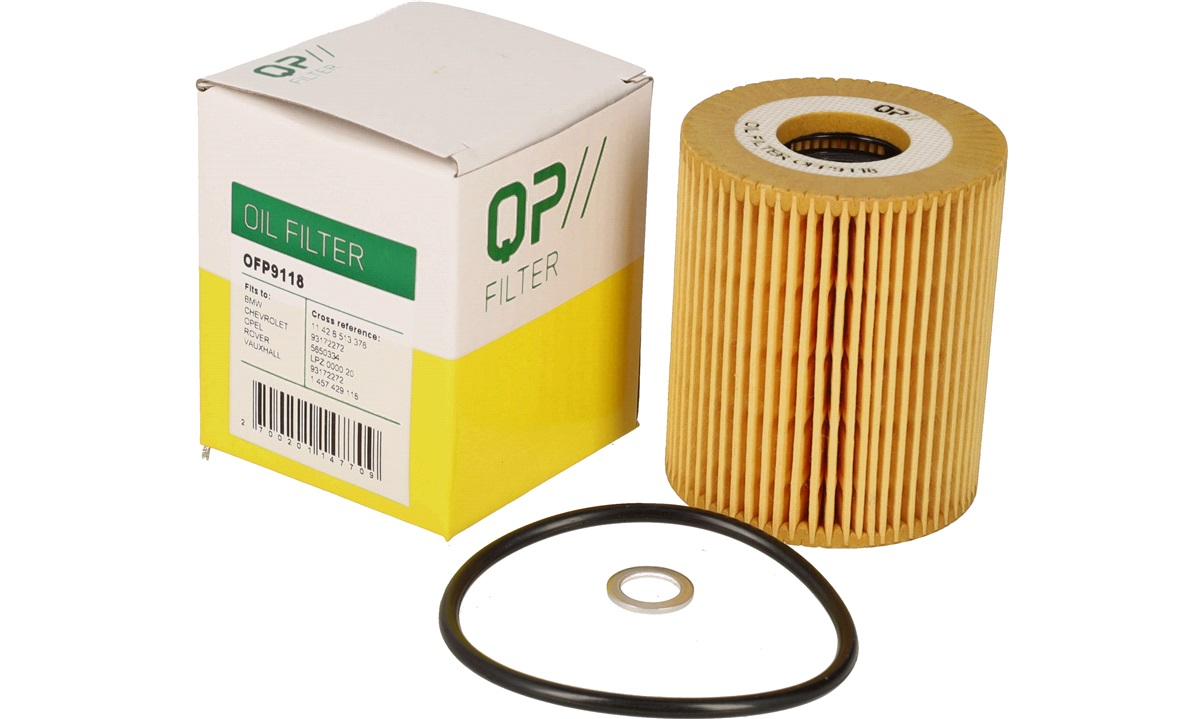 Oliefilter - OFP9118 - (QP Filter)