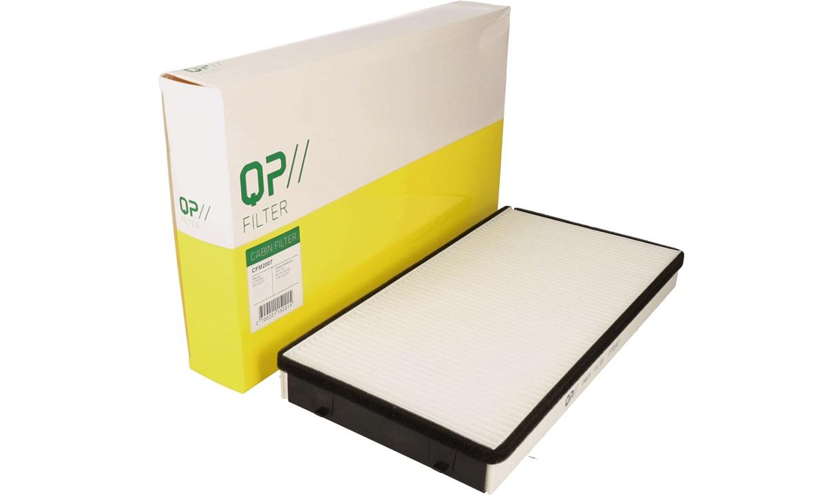Pollenfilter - CFM2007 - (QP Filter)