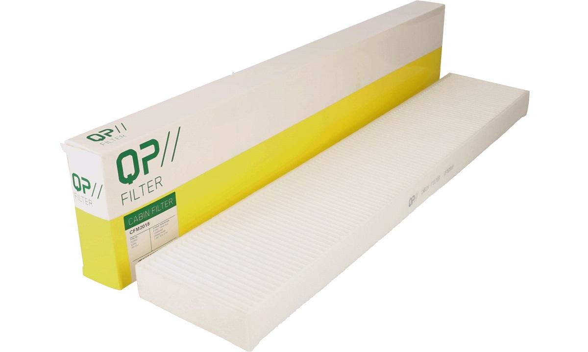 Pollenfilter - CFM2018 - (QP Filter)