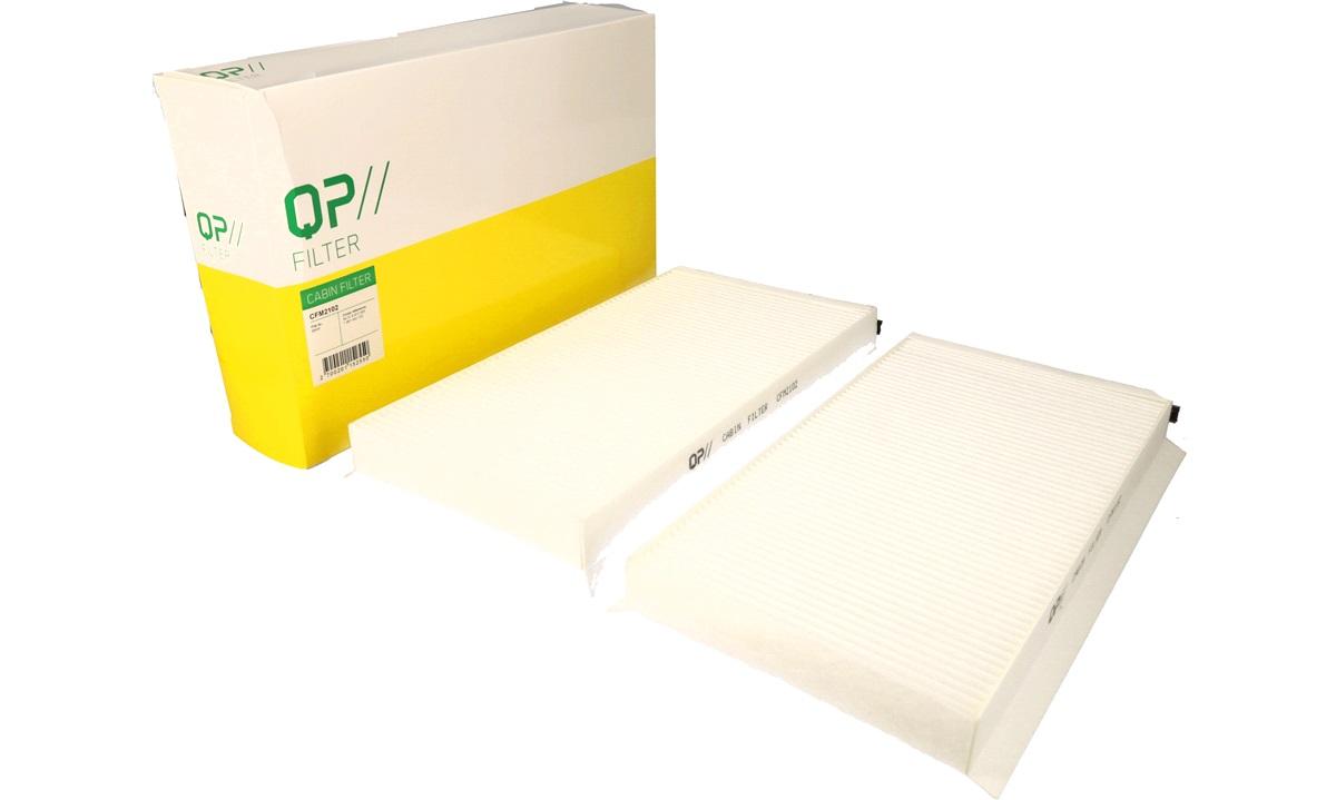 Pollenfilter - CFM2102 - (QP Filter)
