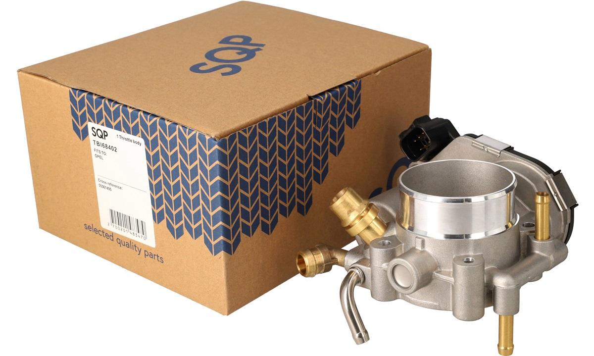 Gasspjældstuds - TBI68402 - (SQP)