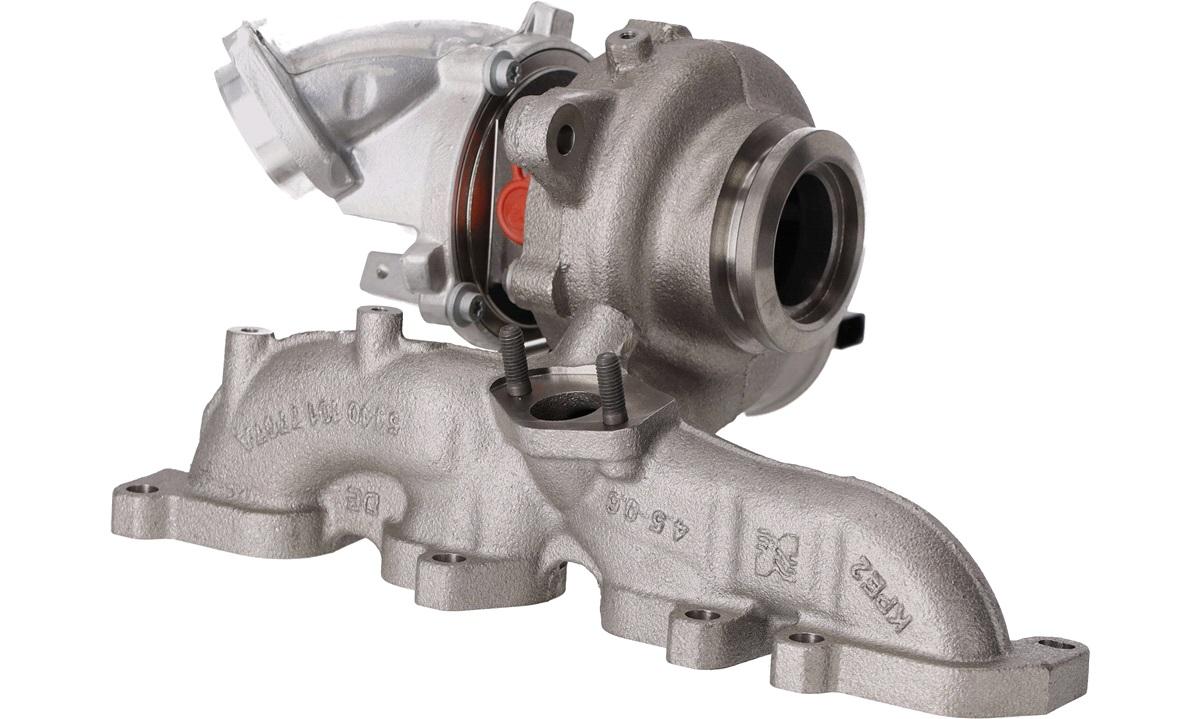Turbolader 54399880136 BV39 (BorgWarner)