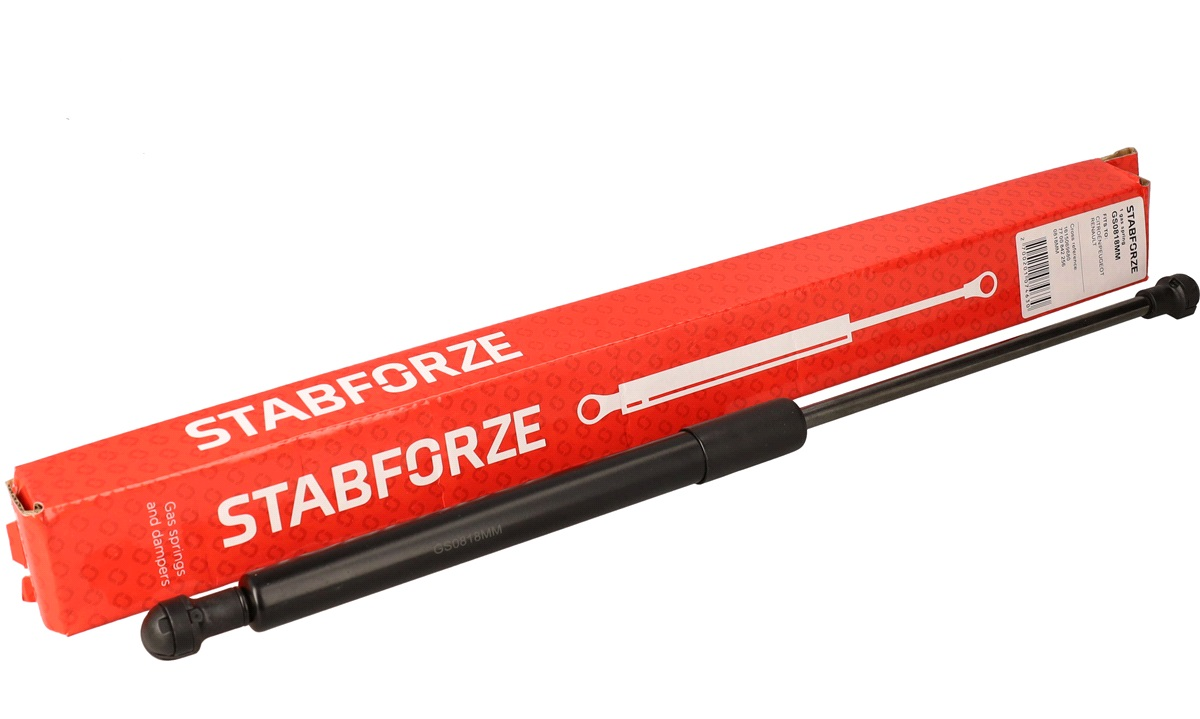 Bagklapsdæmper - GS0818MM - (StabForze)