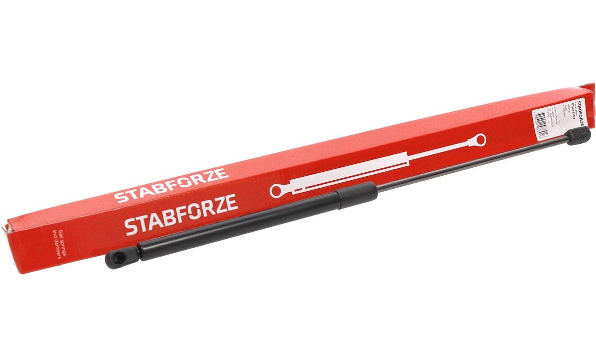 Bagklapsdæmper - GS012553 - (StabForze)