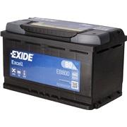 Startbatteri - _EB800 - EXCELL ** - (Exi